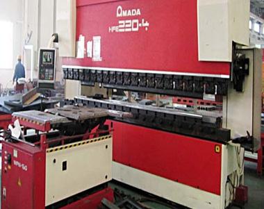 造型机生产设备-折弯机