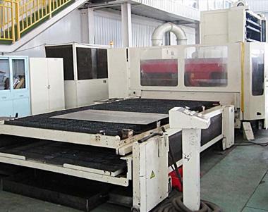 造型机生产设备-切割机